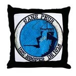 USS HOOPER Throw Pillow