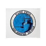 USS HOOPER Throw Blanket