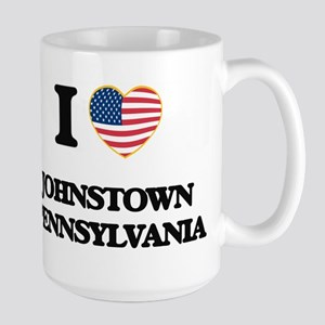 I love Johnstown Pennsylvania Mugs