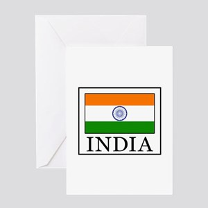 India Greeting Cards