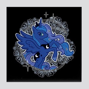My Little Pony Princess Luna Tile Coaster