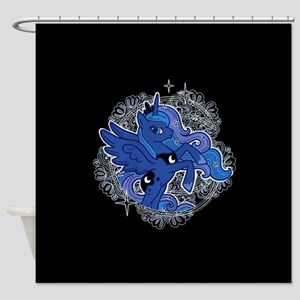 My Little Pony Princess Luna Shower Curtain