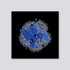 "My Little Pony Princess Lun Square Sticker 3"" x 3"""