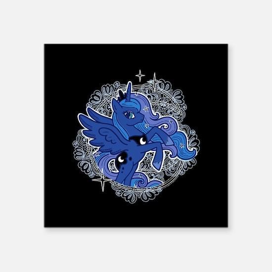 "My Little Pony Princess Lun Square Sticker 3"" x 3"""