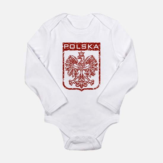 Cool Polska Long Sleeve Infant Bodysuit