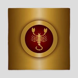 Scorpio Queen Duvet