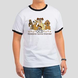OCD Obsessive Canine Disorder Ringer T