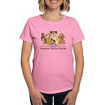 OCD Obsessive Canine Disorder Women's Dark T-Shirt