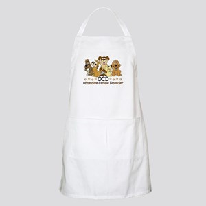 OCD Obsessive Canine Disorder Apron