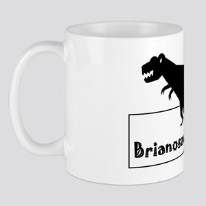 Brianosaurus Rex Mug