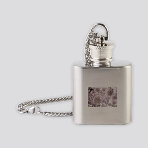 Soft Puffs Flask Necklace