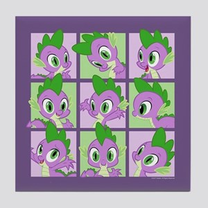 My Little Pony Spike Tile Coaster