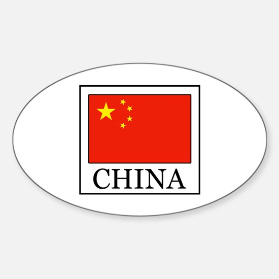 China Decal
