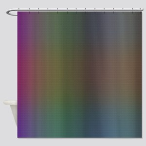 Soft Color Shower Curtain