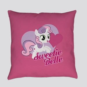 My Little Pony Sweetie Belle Everyday Pillow