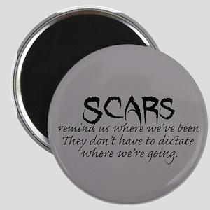 Scars Magnet