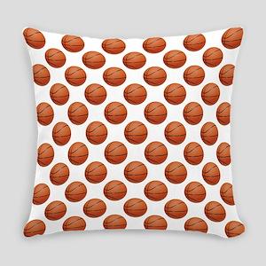 Basketballs Everyday Pillow