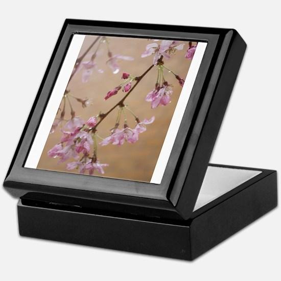 Sakura Drops Keepsake Box