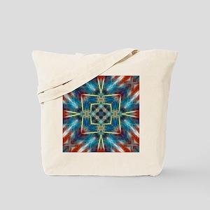 kaleidoscope_007 Tote Bag