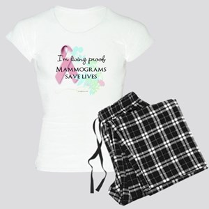 Proof Mammograms Save Lives! Pajamas