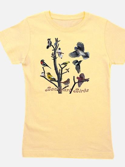 Backyard Birds T-Shirt