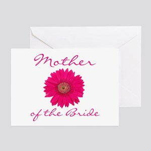 Wedding mother of the bride stationery cafepress fuchsia mother of the bride greeting cards pk of m4hsunfo