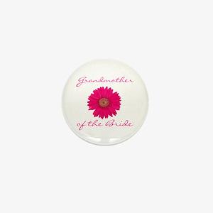 Bride's Grandmother Mini Button