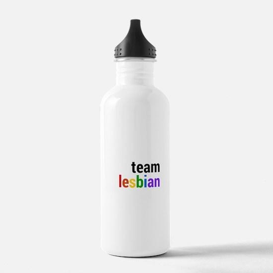 Cute Dyke Water Bottle