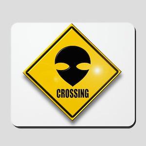 Aliens, Science Fiction Mousepad