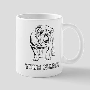 Bulldog (Custom) Mugs