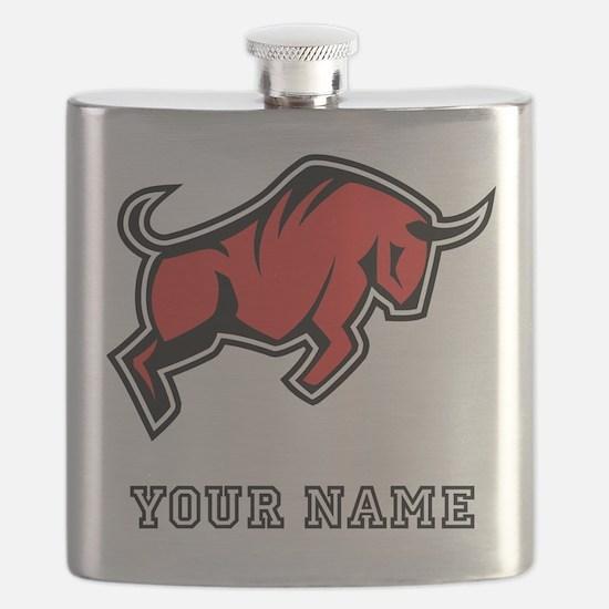 Red Bull (Custom) Flask
