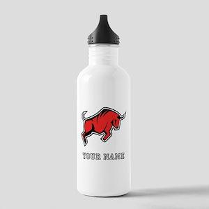 Red Bull (Custom) Water Bottle