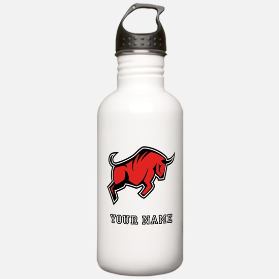 Red Bull (Custom) Water Bottle