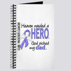 Prostate Cancer HeavenNeededHero1 Journal