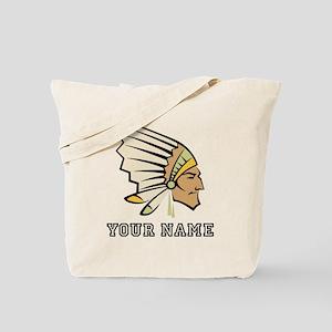 Native American (Custom) Tote Bag