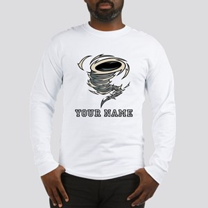 Tornado (Custom) Long Sleeve T-Shirt