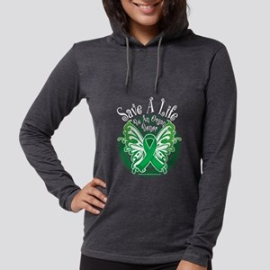 Organ Donor Save A Life Butte Long Sleeve T-Shirt