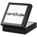 Anarcho-Capitalist Keepsake Box