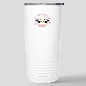 My Daddys Faster Travel Mug