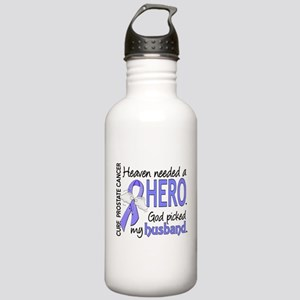 Prostate Cancer Heaven Stainless Water Bottle 1.0L
