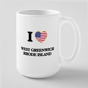 I love West Greenwich Rhode Island Mugs
