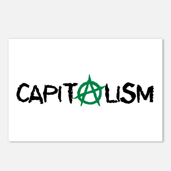 Anarcho-Capitalist Postcards (Package of 8)