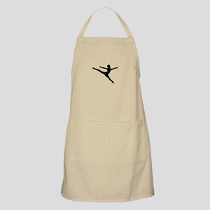 Dancer Silhouette Apron
