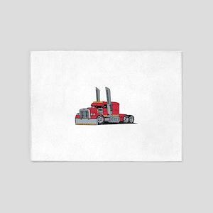 Truck 5'x7'Area Rug