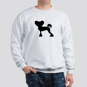 Chinese Crested Sweatshirt