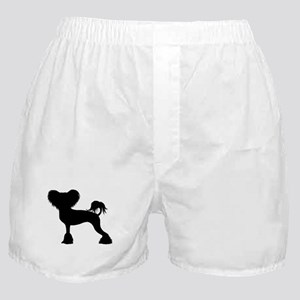 Chinese Crested Boxer Shorts