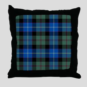 Tartan - Lochaber dist. Throw Pillow