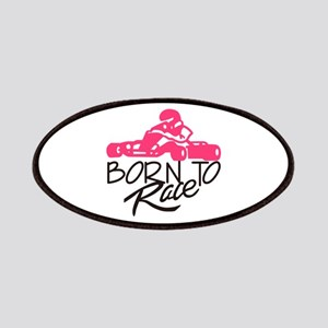 Born To Race Patch