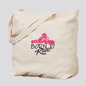 Born To Race Tote Bag