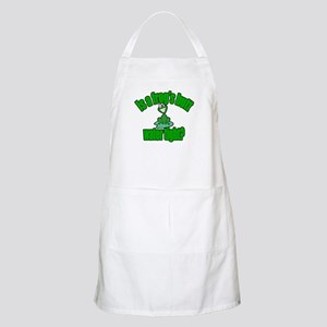 Frogs Butt BBQ Apron